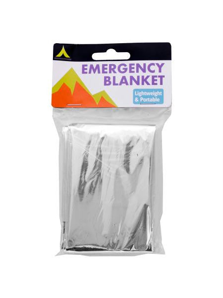 Emergency Blanket (Available in a pack of 24)
