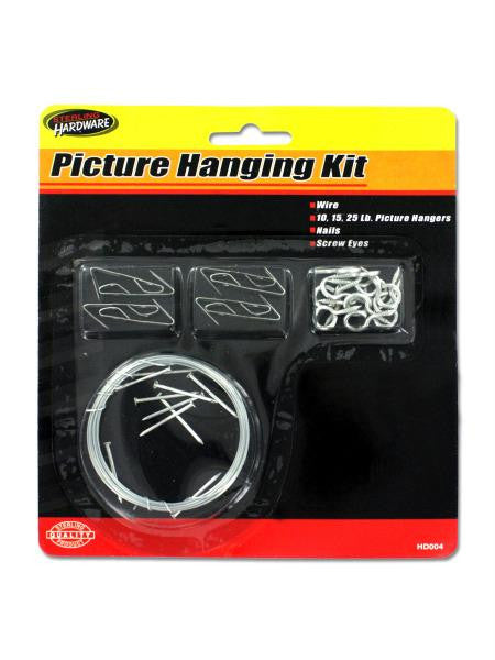 Picture Hanging Kit (Available in a pack of 24)