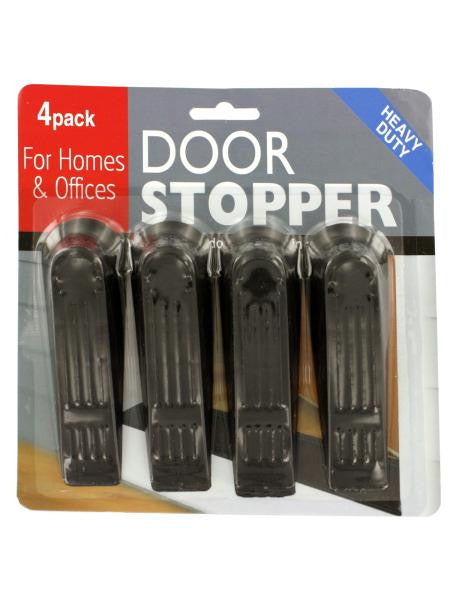 Plastic Door Stoppers (Available in a pack of 24)