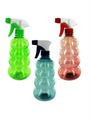 Tornado-Shaped Spray Bottle (Available in a pack of 24)