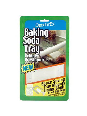 Fridge Freshener Baking Soda Tray (Available in a pack of 24)