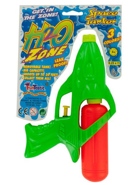 H2O Zone Space Tanker Water Gun (Available in a pack of 24)