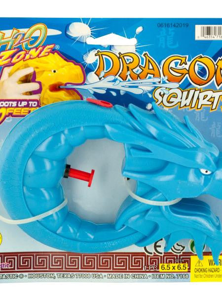 Dragon Squirts Water Gun (Available in a pack of 24)