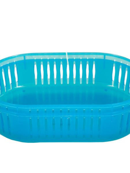 Vented Plastic Storage Basket Set (Available in a pack of 18)