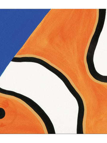 Clownfish Wall Art (Available in a pack of 6)