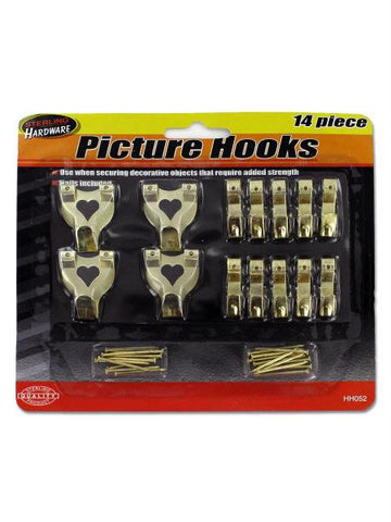 Picture Hook Set (Available in a pack of 24)