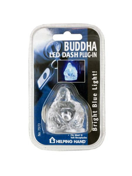 Buddha LED Dash Plug-In Light (Available in a pack of 18)