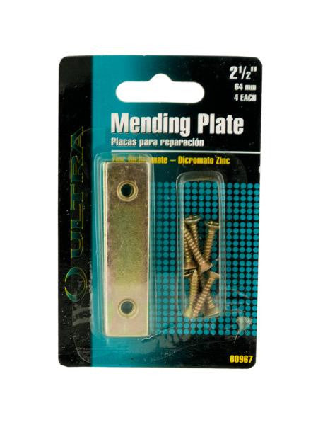 Rust Resistant Mending Plate (Available in a pack of 20)