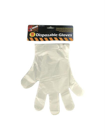 Disposable Gloves (Available in a pack of 24)