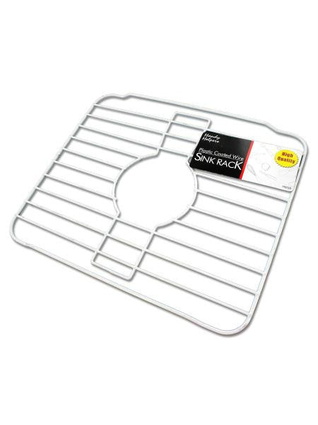 Plastic Coated Wire Sink Rack (Available in a pack of 24)