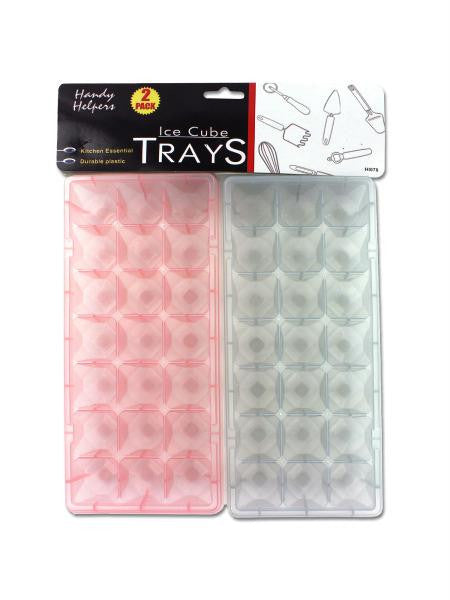 Diamond Ice Cube Tray Set (Available in a pack of 24)