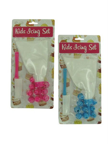 Kids Icing Set (Available in a pack of 18)