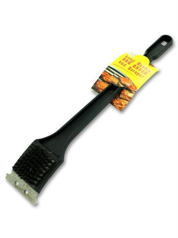 Barbecue Brush & Scraper (Available in a pack of 24)