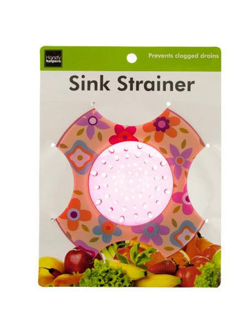 Decorative Sink Strainer (Available in a pack of 24)