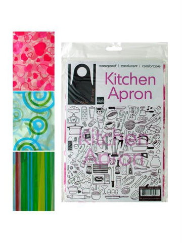Waterproof Kitchen Apron (Available in a pack of 24)