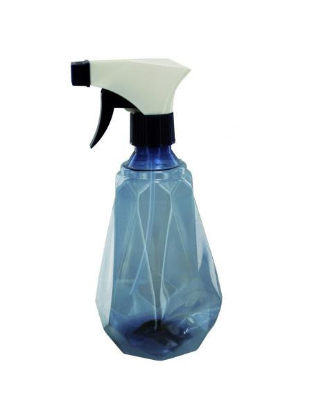 Diamond-Shaped Plastic Spray Bottle (Available in a pack of 24)