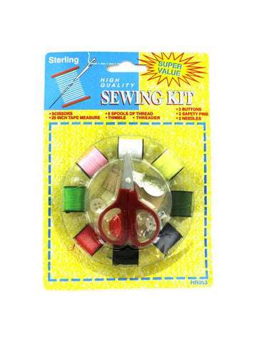 Sewing Kit (Available in a pack of 24)