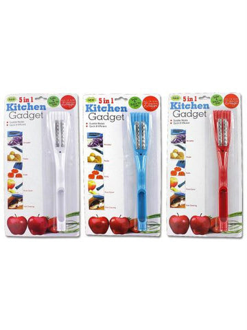 5 in 1 Kitchen Gadget (Available in a pack of 24)
