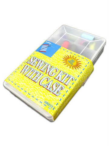 Sewing Kit with Case (Available in a pack of 24)