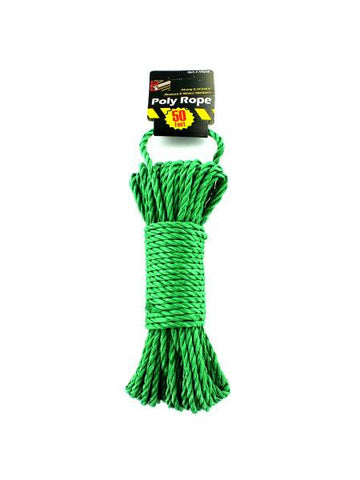 Multi-Purpose Poly Rope (Available in a pack of 24)