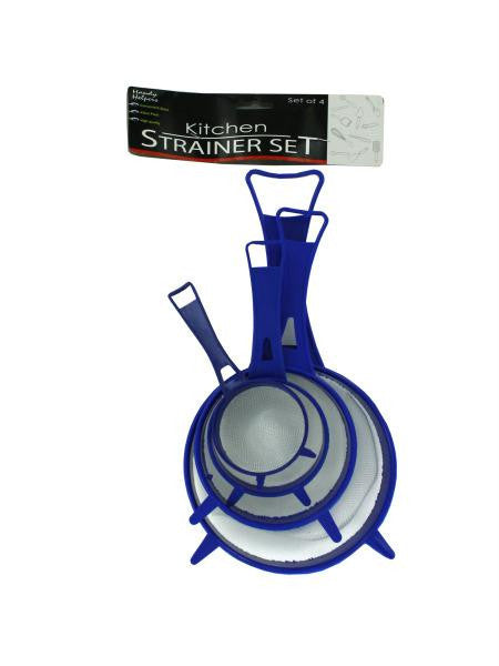 Kitchen Strainer Set (Available in a pack of 12)
