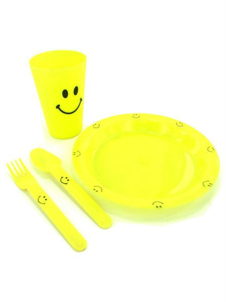 Happy Face Meal Set (Available in a pack of 12)