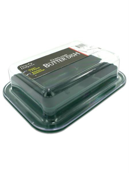 Covered Butter Dish (Available in a pack of 12)