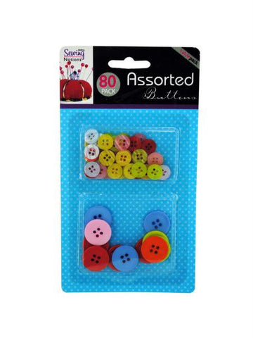 Sewing Buttons Set (Available in a pack of 12)