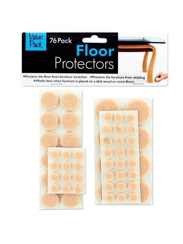 Self-Adhesive Floor Protector Pads (Available in a pack of 24)