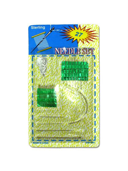 Sewing Needle Set (Available in a pack of 24)