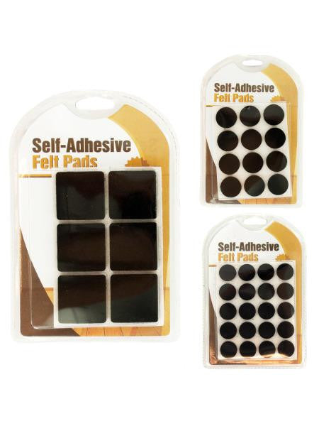 Self-Adhesive Felt Floor Protector Pads (Available in a pack of 24)