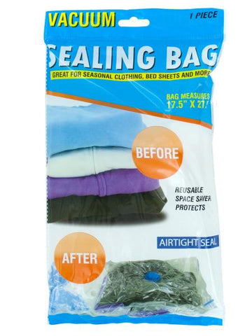 Vacuum Seal Storage Bag (Available in a pack of 12)