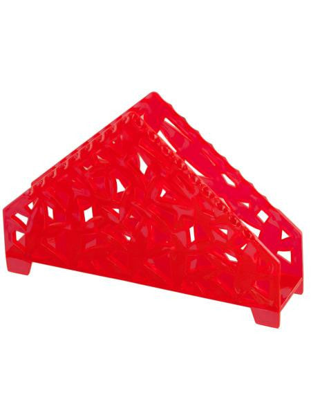 Decorative Plastic Napkin Holder (Available in a pack of 12)