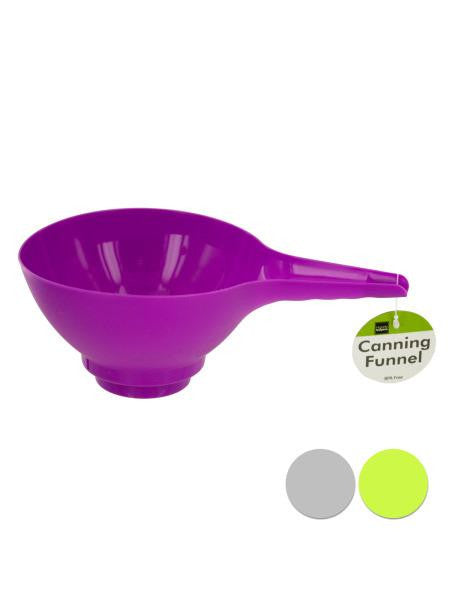 Plastic Canning Funnel (Available in a pack of 12)