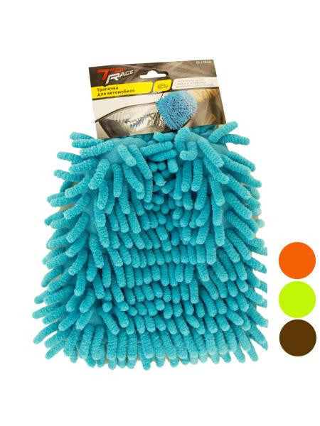 Microfiber Auto Wash Mitt (Available in a pack of 20)