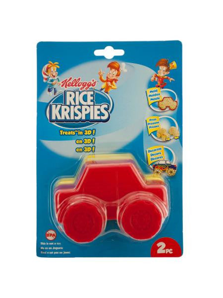 Rice Krispie Treats 3D Truck Mold (Available in a pack of 24)