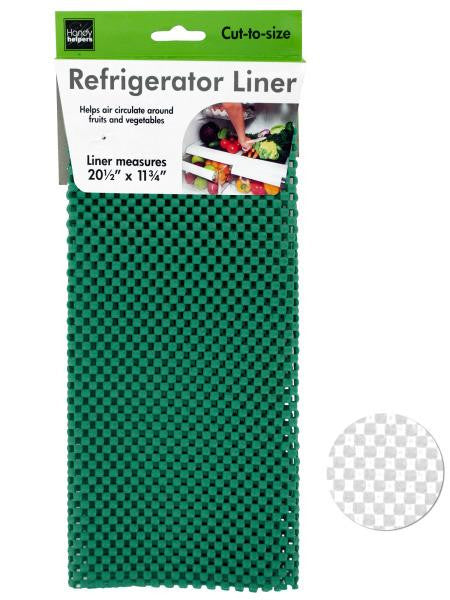 Cushioned Refrigerator Liner (Available in a pack of 12)
