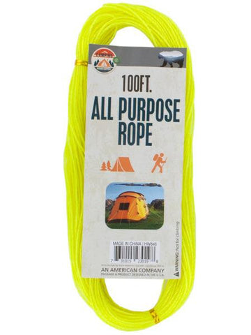 All Purpose Thin Nylon Rope (Available in a pack of 12)