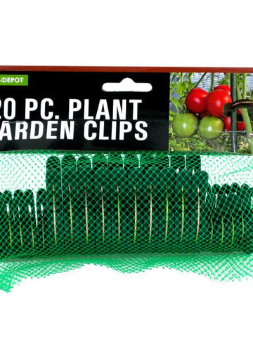 Garden Plant Clips (Available in a pack of 12)