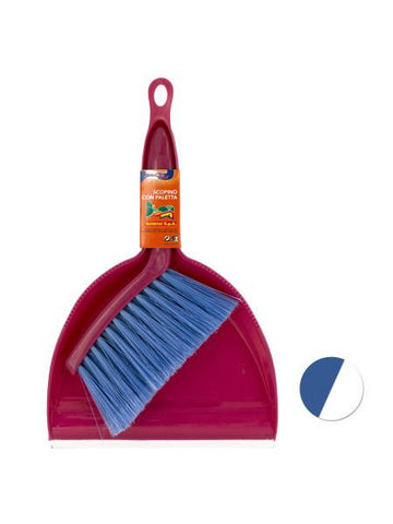 Mini Dustpan with Brush (Available in a pack of 24)