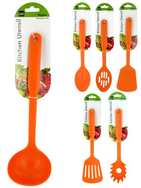 Colorful Nylon Kitchen Utensil (Available in a pack of 12)