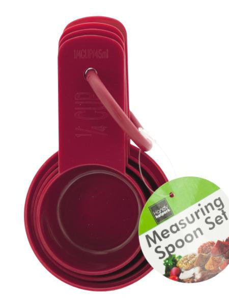 Measuring Cup Set with Ring (Available in a pack of 24)