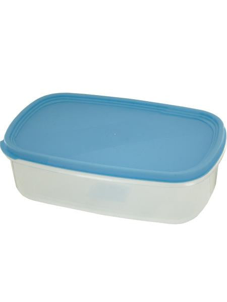 Rectangular Food Storage Container (Available in a pack of 24)