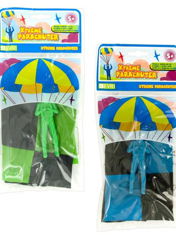 Xtreme Parachuter Flying Toy (Available in a pack of 24)