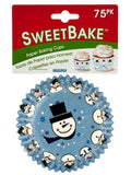 SweetBake Holiday Paper Baking Cups (Available in a pack of 24)