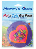 Mommy's Kisses Peace & Love Hot & Cold Gel Pack (Available in a pack of 20)