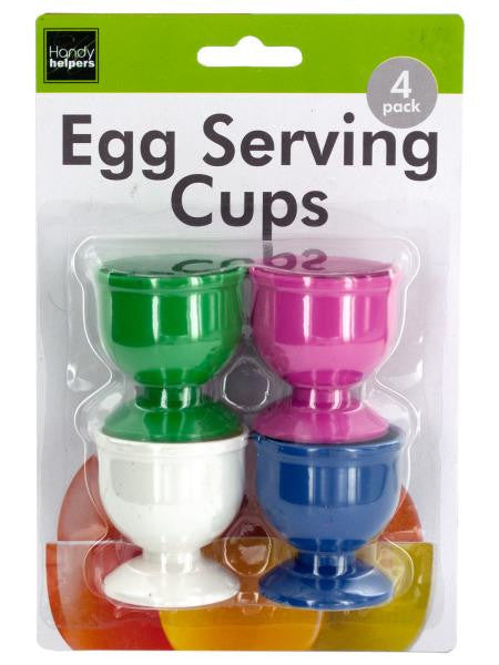 Egg Serving Cups (Available in a pack of 12)