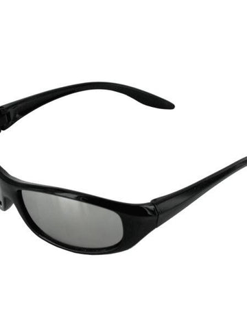 Black Sportsman Sunglasses (Available in a pack of 24)