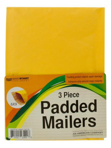 Small Padded Mailers (Available in a pack of 24)