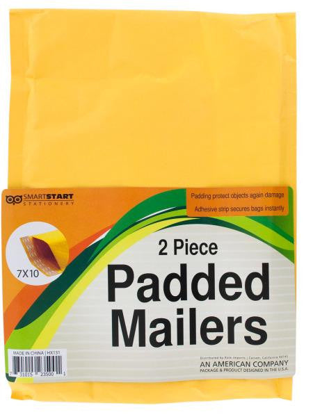 Medium Padded Mailers (Available in a pack of 24)